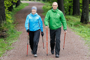 Nordic Walking in Oberhof